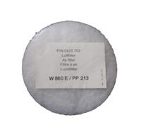 Vzduchový filtr Wagner pro řadu W867 a W 890