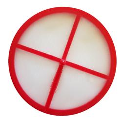 Filtr do sání, O87 mm, 50 mesh, červený