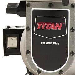 Titan ED655 Plus  - 5